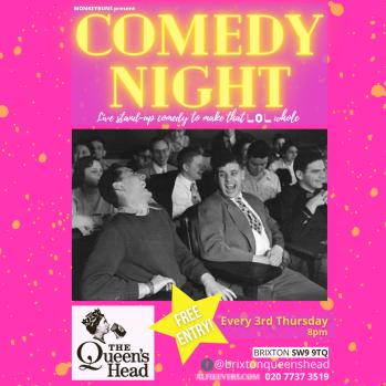 Comedy night BRIX IG